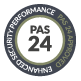 Meet PAS 24 standards