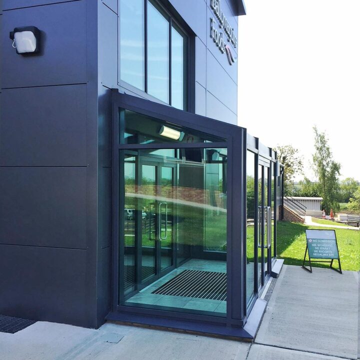 Commercial windows and doors Caseys, Sean Doyle Windows & Doors